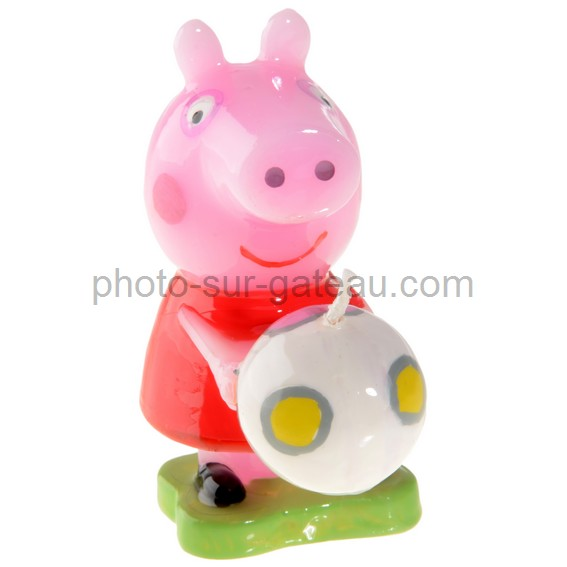 Bougie peppa pig 1