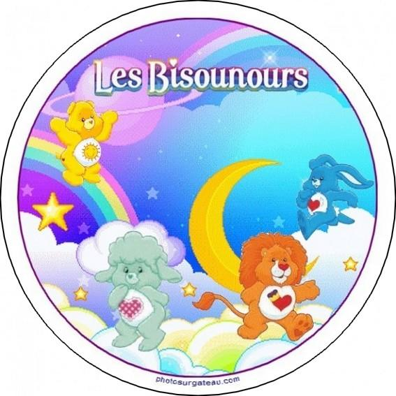 Disque bisounours n 1