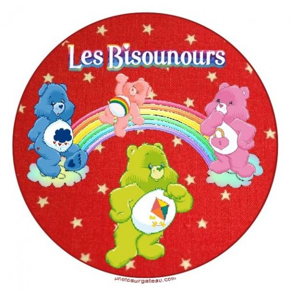Disque bisounours n 2