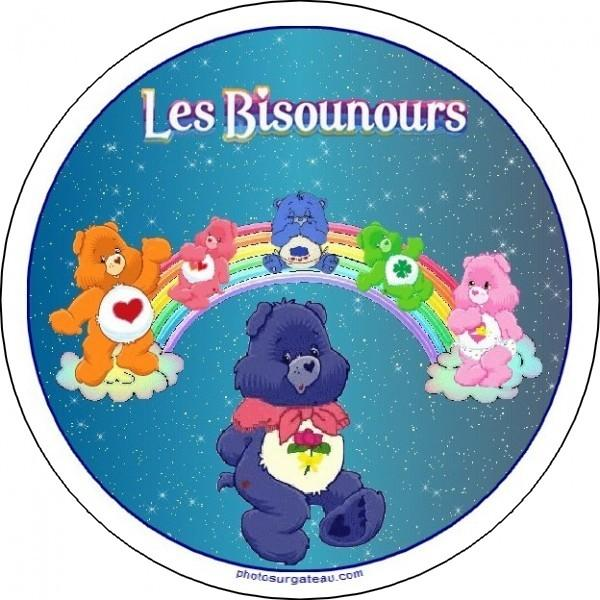 Disque bisounours n 3