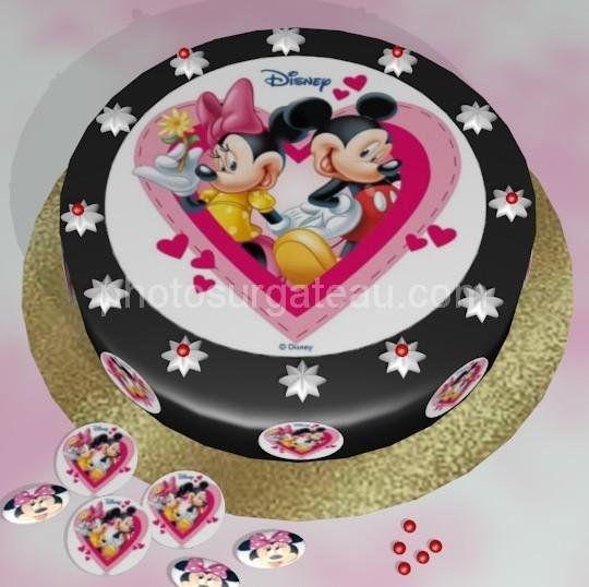 Disques Mickey et Minnie
