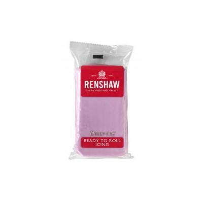 Pate a sucre lilas renshaw 250 g 2
