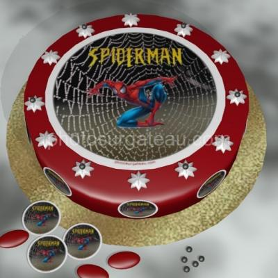 Disques Spiderman
