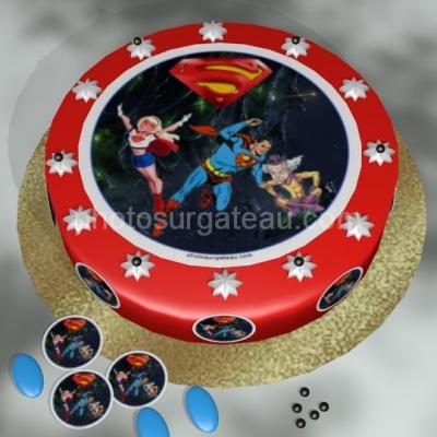 Disques Superman
