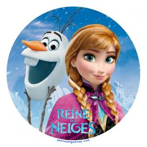 Theme la reine des neiges n 3