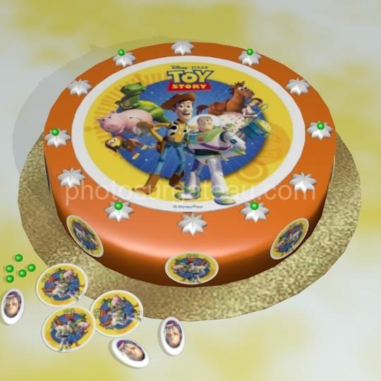 Disques Toy Story